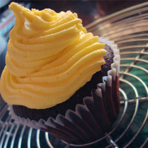 Cupcake chocolate tradicional